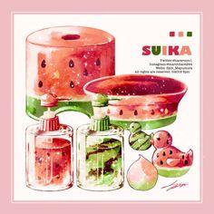 Food Poster Design, Bento Recipes, Fantasy Drawings, Food Painting, Perfume, Food Drawing, Drawing Ideas, Aesthetic Stickers, My Best Recipe