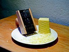 Gabriella Douglas's 'Utens-tools' - Cheese Planer