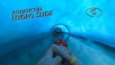 Aquaticum Hydro Slide (Blue Bodyslide, Night) 360° VR POV Onirde Vr, Night, Blue