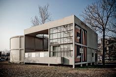 Le Corbusier, Padiglione Esprit Nouveau, Esposizione internazionale di arti decorative e industriali moderne del 1925