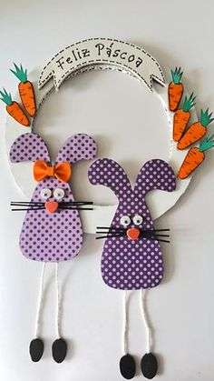 Riciclo Creativo - Craft and Fun: Riciclo Creativo per Pasqua