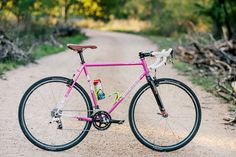 Beautiful Bicycle: Chris' Independent Fabrication Cross by Prolly || via Flickr