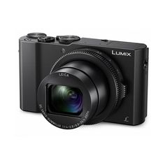 Panasonic Lumix DMC-LX10 Digital Point & Shoot Camera