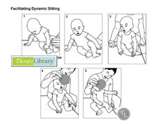 Facilitating Dynamic Sitting Balance in Children http://therapylibrary.com/index.php?option=com_content=article=1624=3607