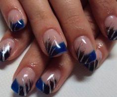 Gel Nails + Nail Art = LOVE!