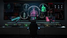 Image result for gui interface for medical game console