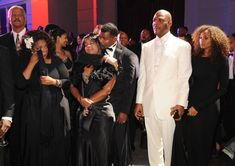Stedman Graham, Oprah Winfrey, Guests, Tyler Perry and Tyler's Girlfriend Gelila Bekele get emotional as The Sidney Poitier, Cicely Tyson and Ruby Dee/Ossie Davis SoundStages are dedicated as part of The Opening Gala of Tyler Perry's new Motion Picture & Television Studio on October 4, 2008 in Atlanta, Georgia Stedman Graham, Celebrities Then And Now, Impossible Dream, Tyler Perry, African Diaspora, Oprah Winfrey, Grand Opening, Reality Tv, Role Models