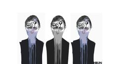 vO #face #eye #art #arts #color #urban #arts #head #body