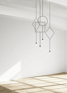 Symmetry has a strong visual and graphical expression which represents light in its basic way