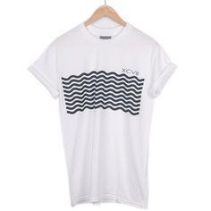 XCVB - Ocean White    #streetwear #tees  #fashion #menswear #summer #independent #clothing #designer #hiphop #skateboarding