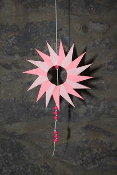 Origami Mandala by PaperPaste on Etsy