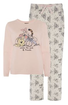 Pyjamaset Winnie The Pooh and Friends from Primark (€13,00)