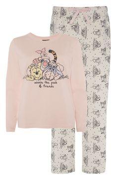Pyjamaset Winnie The Pooh and Friends from Primark (€13,00) - Lingerie, Sleepwear & Loungewear - amzn.to/2ieOApL Clothing, Shoes & Jewelry - Women - Lingerie, Sleepwear & Loungewear - http://amzn.to/2kMZiFM