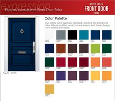 Boost Your Curb Appeal: Painting Your Front Door - One Artsy Mama