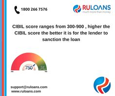 #CIBILScore #Tips and #Tricks - #Ruloans. For more details visit - https://www.ruloans.com/