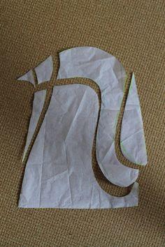 Ezio hood pattern by kisusie