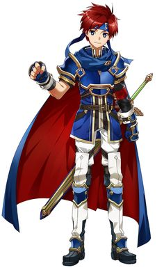 Roy from Fire Emblem: Heroes
