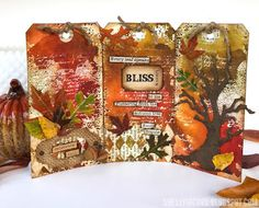 Autumn Splendor! - Shelly Hickox - Stamptramp