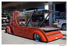 Custom Double car hauler