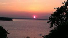 Sunset   Sea Cliff NY
