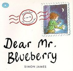 imaginative, amusing story--whales and letter writing..I used this when I was in college...imaginative story for sure.