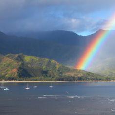 Rainbow,Kauai