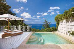 As Caraíbas são sempre uma excelente escolha para a lua de mel. Siga o exemplo de Matt Damon e Luciana Barroso que ficaram na ilha de Santa Lúcia. #casamento #luademel #Caraibas #famosos