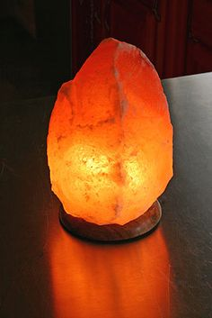 Authentic Himalayan Salt Lamp Extraordinary Himalayan Salt Pyramid Mini Lamp  Himalayan Salt Himalayan And