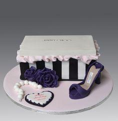 Jimmy Choo Cake ♥