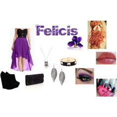 """Felicis Terra"" by katherynefoshi on Polyvore"