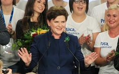 Oct. 25th. 2015: Poland tossed out the centrist party that had governed for eight years for the socially conservative Law and Justice party that wants to keep migrants out and spend more on Poland's own poor, led by Beata Szydlo.