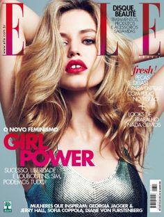 Elle Brazil, August 2013.