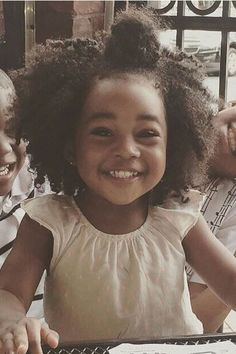 Natural hair styles for kids # black beauty 15 of the cutest afro hairstyles for . Natural hair styles for kids Beauty 15 of the cutest afro hairstyles for your little girl Easy Hairstyles For Medium Hair, Easy Hairstyles For Long Hair, Little Girl Hairstyles, Afro Hairstyles, Black Baby Hairstyles, Gorgeous Hairstyles, Hairstyles Videos, Trendy Hairstyles, Beautiful Black Babies