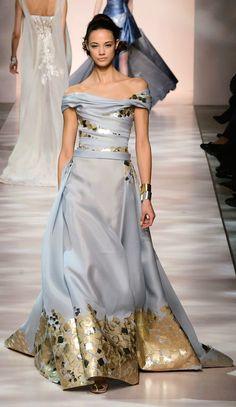 Georges Chakra Fashion Show Spring / Summer 2015 Haute Couture Georges Chakra, Look Fashion, Fashion Show, Fashion Outfits, Beautiful Gowns, Beautiful Outfits, Elegante Jumpsuits, Couture Fashion, Runway Fashion