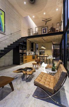 Galería de Casa Desnuda / Taller Estilo Arquitectura - 21