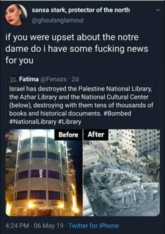 """goron-king-darunia: """" actualaster: """" apocalypse-of-the-fucked: """" yall better be just as outraged about this as you were about notre dame """" This is even WORSE. """" To elaborate why this is worse: Art and. World Problems, A Silent Voice, Intersectional Feminism, Mess Up, The More You Know, Faith In Humanity, Social Issues, Social Justice, Thought Provoking"""