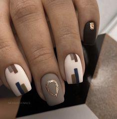 May Nails, Dope Nails, Fabulous Nails, Gorgeous Nails, Stylish Nails, Trendy Nails, Manicure, Square Nail Designs, Nagellack Design