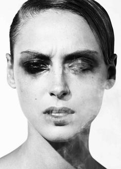 "black-white-madness: "" Madness: "" Anastasia Gorodilova "" """