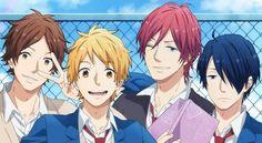 Nijiiro Days - Manga erscheint im September mit Original Anime DVD Tv Anime, Fanarts Anime, Chris Hemsworth Thor Workout, Nijiiro Days Manga, Slice Of Life Anime, Blue Springs Ride, Comedy Anime, Funny Scenes, Perfect Relationship