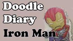 Doodle Diary: Iron Man