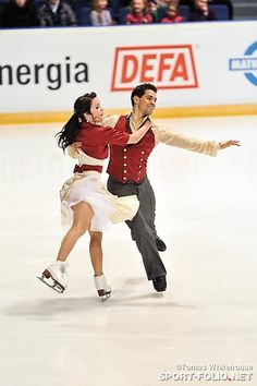 beautiful-shapes:    Cappellini and Lanotte  Finlandia Trophy 2012