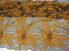 French Net Lace African Lace Fabric-3