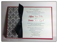 What the invitations.. hopefully will look like for my future wedding. :)