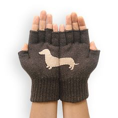 My design inspiration: Exclusive Fingerless Dog Gloves on Fab.