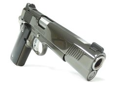 KIMBER GOLD COMBAT II .45ACP LIMITED EDITION