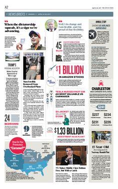 News Briefs|The Epoch Times #TheWeekinBrief. #newspaper #editorialdesign