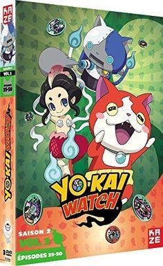 Yo-Kai Watch - Saison 2 - Dvd 3/3 | DVD, cinéma, DVD, Blu-ray | eBay!
