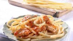 Cum se fac macaroanele milane – Reteta din Epoca de Aur Rigatoni, Aur, Milan, Ethnic Recipes, Food, Essen, Yemek, Meals