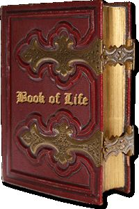 Written in the book of life