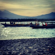 Another view of gili